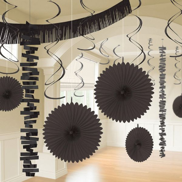 Black Room Decoration Kit (18)